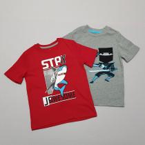 تی شرت پسرانه 27973 سایز 2 تا 10 مارک Garanimals