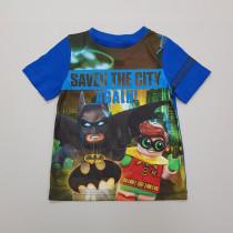 تی شرت پسرانه 28086 سایز 4 تا 12 سال مارک LEGO