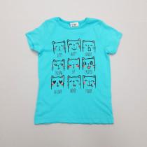 تی شرت دخترانه 28078 سایز 3 تا 10 سال مارک TOPOLINO