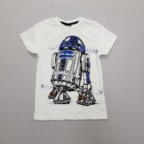 تی شرت پسرانه 28103 سایز 4 تا 13 سال مارک STAR WARS