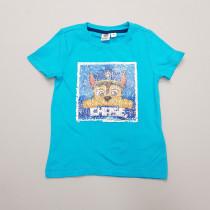 تی شرت بچگانه 28093 سایز 3 تا 8 سال مارک NICKELODEON