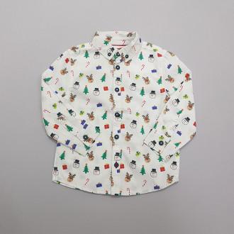 پیراهن پسرانه 28209 سایز 12 ماه تا 7 سال مارک F&F