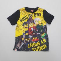تی شرت پسرانه 28076 سایز 4 تا 12 سال مارک GEORGE