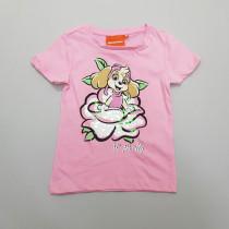 تی شرت دخترانه 28176 سایز 3 تا 8 سال مارک NICKELODEON