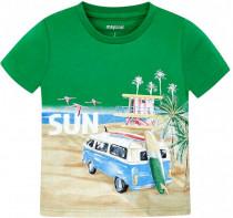 تی شرت پسرانه 28311 سایز 2 تا 9 سال مارک MAYORAL