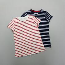 تی شرت دخترانه 28273 سایز 4 تا 14 سال کد 28 مارک GEORGE