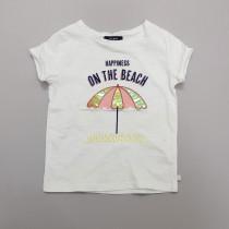 تی شرت دخترانه 28341 سایز 4 تا 12 سال مارک OKAIDI