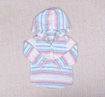 پیراهن کلاه دار پسرانه 18819 سایز 6 ماه تا 5 سال مارک CARTERS