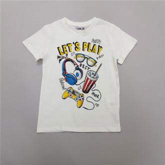 تی شرت پسرانه 28273 سایز 4 تا 10 سال کد 4 مارک CLUB B