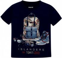 تی شرت پسرانه 28409 سایز 2 تا 8 سال مارک MAYORAL