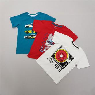 تی شرت پسرانه 28358 سایز 1.5 تا 13 سال