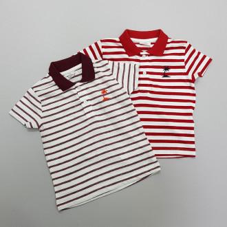تی شرت پسرانه 28452 سایز 2 تا 14 سال مارک TAPEA LOEIL