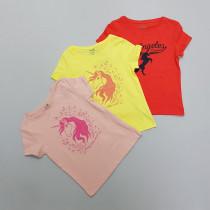 تی شرت بچگانه 28438 سایز 3 تا 12 سال مارک KIABI