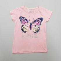 تی شرت دخترانه 28522 سایز 15 تا 8 سال مارک PRIMARK