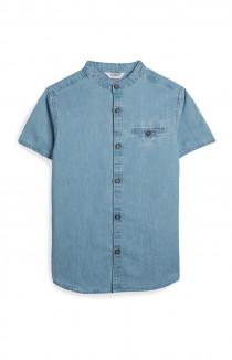 پیراهن جینز پسرانه 28590 سایز 2 تا 14 سال مارک PRIMARK