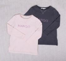 بلوز دخترانه 18764 سایز 3 تا 14 سال مارک mango