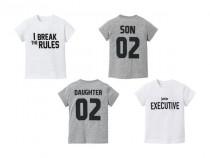 تی شرت پسرانه 28488 سایز 18 ماه تا 6 سال مارک lupilu