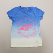 تی شرت دخترانه 28809 سایز 7 تا 14 سال مارک 4F