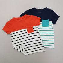 تی شرت پسرانه 28738 سایز 3 تا 14 سال مارک INEXTENSO