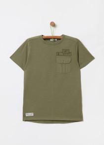 تی شرت پسرانه 28734 سایز 10 تا 15 سال مارک OVS