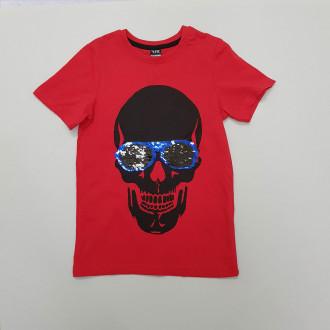 تی شرت پسرانه 28352 سایز 7 تا 14 سال مارک Y F K   *