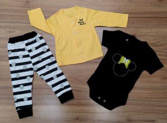 لباس سه تیکه کودک مدل میکی ماوس کد 2204096
