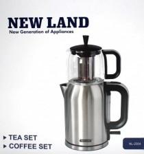 چای و قهوه ساز مارک نیولند کد 700617 (HKM)