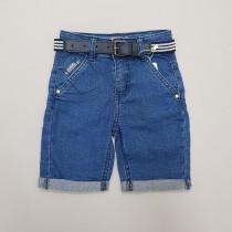 شلوارک جینز پسرانه 28885 سایز 3 تا 8 سال مارک STACCATO