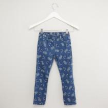 شلوار جینز دخترانه 28865 سایز 2 تا 8 سال مارک MAX