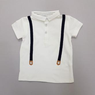تی شرت پسرانه 28889 سایز 9 تا 36 ماه مارک OVS
