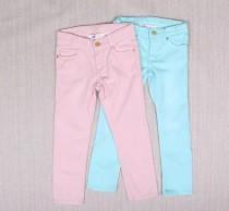 شلوار جینز دخترانه 18801 سایز 1.5 تا 15 سال مارک H&M