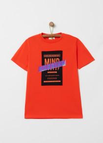 تی شرت پسرانه 28918 سایز 10 تا 14 سال مارک OVS