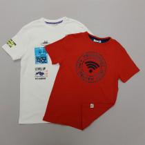 تی شرت پسرانه 28919 سایز 3 تا 14 سال مارک OVS