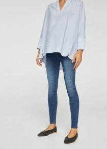 شلوار جینز زنانه 18760 سایز 26 تا 32 مارک MANGO
