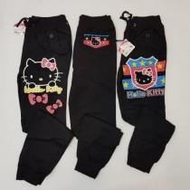 (Mas)ست 3 عددی شلوار اسپورت زنانه 14312 مارک Hello Kitty