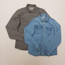 پیراهن جینز دخترانه 28601 سایز 2 تا 12 سال مارک PRIMARK