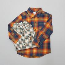 پیراهن پسرانه 29076 سایز 2 تا 5 سال مارک Carters