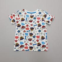 تی شرت پسرانه 28043 سایز 9 ماه تا 6 سال مارک Nickelodeon   *