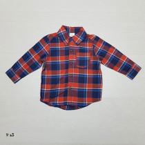 پیراهن پسرانه 27647 سایز 6 ماه تا 7 سال مارک Carters   *