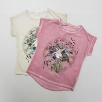 تی شرت زنانه 28752 مارک OS   *