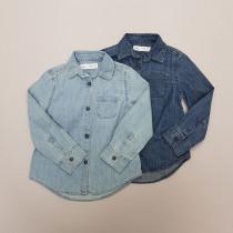 پیراهن جینز دخترانه 28600 سایز 2 تا 14 سال مارک ZARA   *