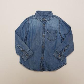پیراهن جینز دخترانه 29339 سایز 1 تا 10 سال