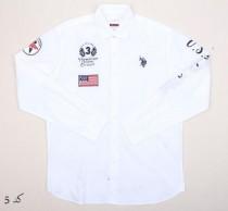 پیراهن مردانه سایز بزرگ 11859 مارک US POLO