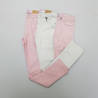 شلوار جینز دخترانه 29464 سایز 6 تا 10 سال