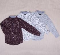 پیراهن پسرانه 18630 سایز 2 تا 12 سال مارک breshka