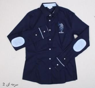 پیراهن زنانه 11854 مارک US POLO