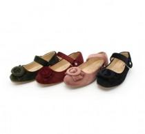 کفش مخمل دخترانه 18346 سایز 26 تا 30 مارک VINY