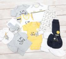 ست لباس نوزادی بیمارستانی 19 تکه چیکو 6001823