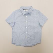 پیراهن پسرانه 30821 سایز 1.5 تا 10 سال مارک H&M   *