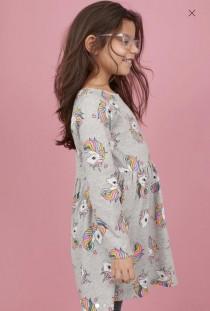 سارافون دخترانه 30962 سایز 1.5 تا 10 سال کد 1 مارک H&M